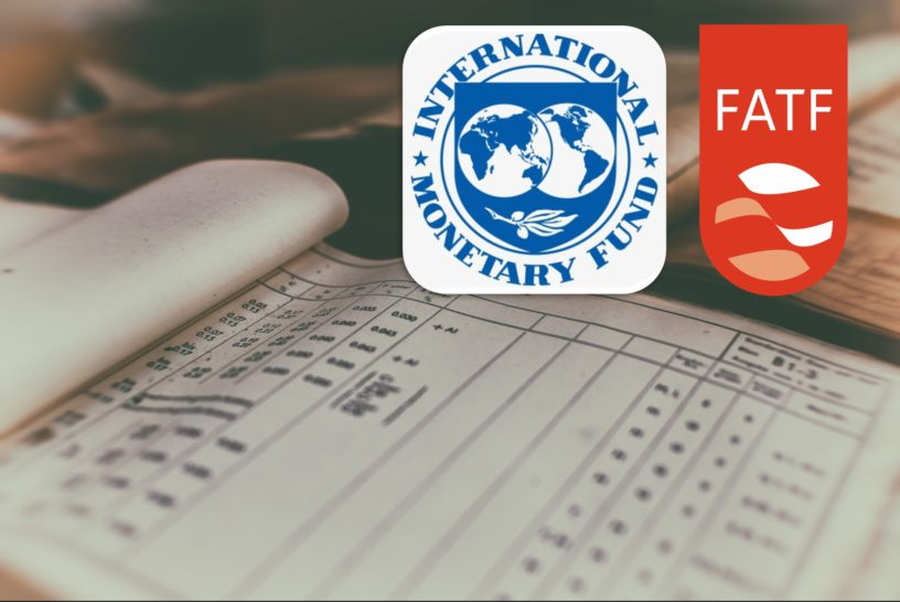 FATF and IMF in the fight against financial crime