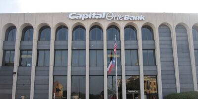 CapitalOne building