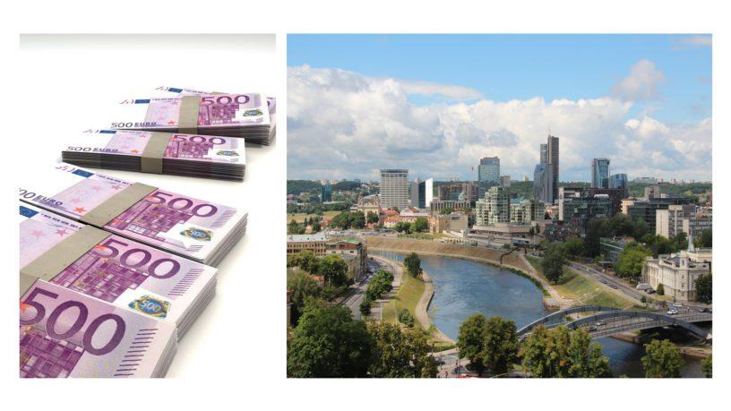 Belarusian business men launder money through Lithuania